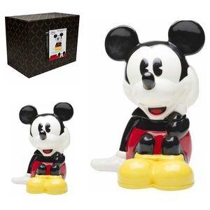 Zak Designs Disney Ceramic Mickey Mouse Cookie Jar